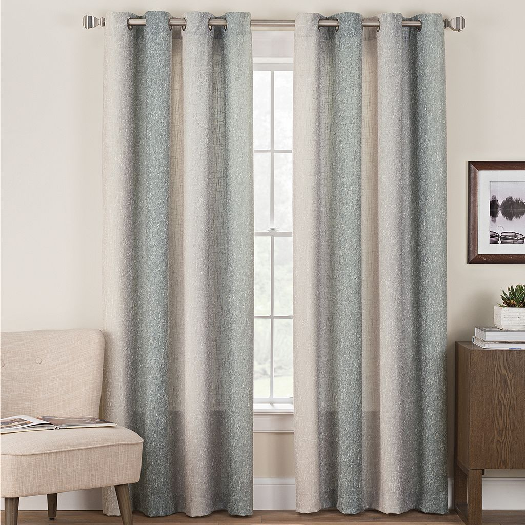 Hudson Hill Ombre Curtain