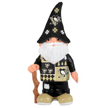 Forever Collectibles Pittsburgh Penguins Ugly Sweater Garden Gnome