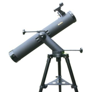 Galileo SmartScope 800mm x 90mm Astronomical Telescope with Smartphone Adapter