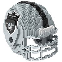 Forever Collectibles Oakland Raiders 3D Helmet Puzzle