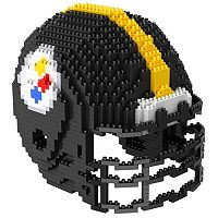 Forever Collectibles Pittsburgh Steelers 3D Helmet Puzzle