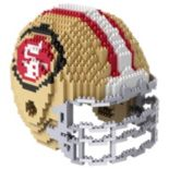 Forever Collectibles San Francisco 49ers 3D Helmet Puzzle