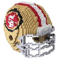 Forever Collectibles San Francisco 49ers 3D Helmet Puzzle