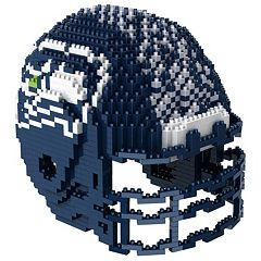 Forever Collectibles Seattle Seahawks 3D Helmet Puzzle