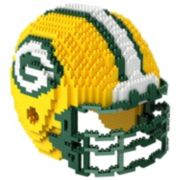 Forever Collectibles Green Bay Packers 3D Helmet Puzzle