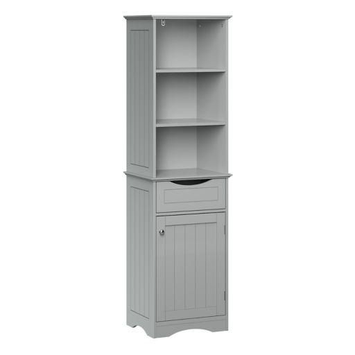 RiverRidge Home Ashland Tall Floor Cabinet