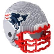 Forever Collectibles New England Patriots 3D Helmet Puzzle
