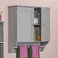 RiverRidge Home Ashland Two Door Wall Cabinet