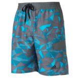 Men's adidas Sport Geo Microfiber Volley Swim Trunks