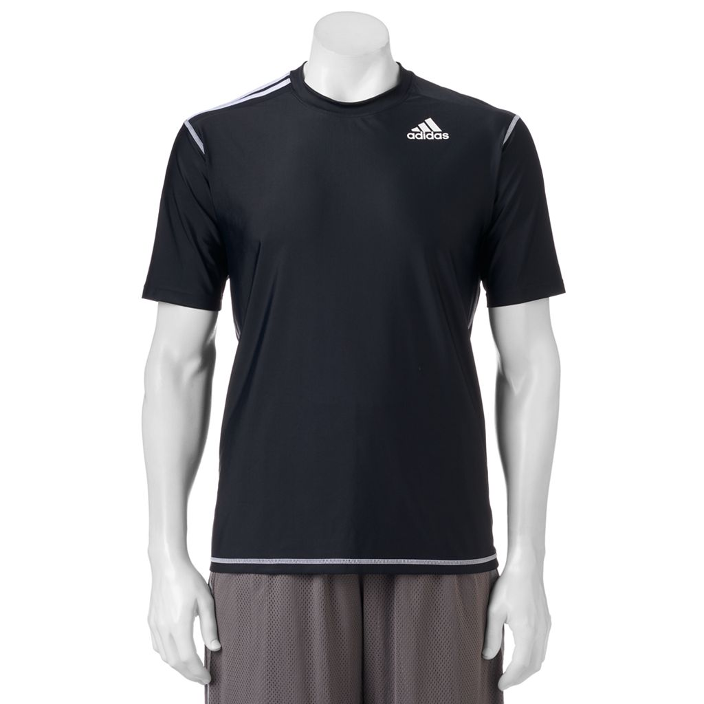 Men's adidas Relaxed-Fit Performance Swim Tee
