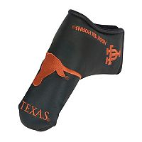 Team Effort Texas Longhorns Blade Putter Cover