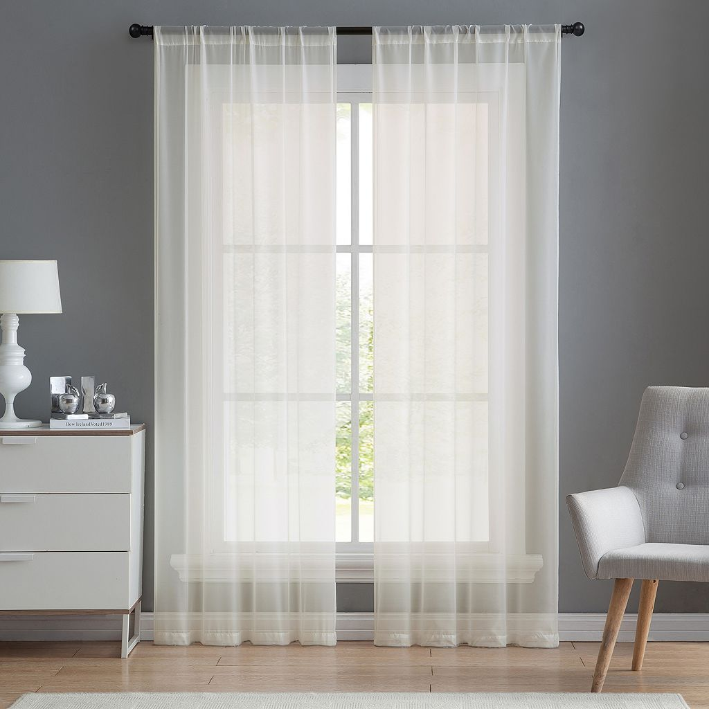 VCNY Avon 4-pack Curtains