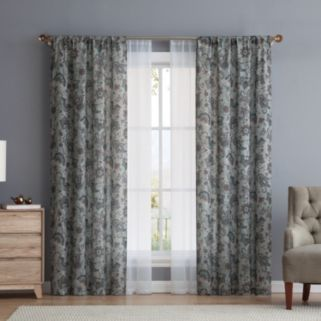 VCNY Avon 4-pack Window Curtains