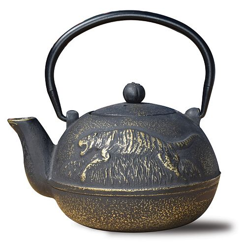 Old Dutch Cast-Iron Tora Teapot