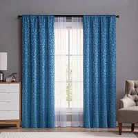 VCNY Villa 4-pack Curtains