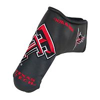Team Effort Texas Tech Red Raiders Blade Putter Cover