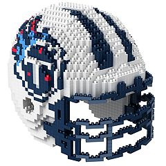 Forever Collectibles Tennessee Titans 3D Helmet Puzzle