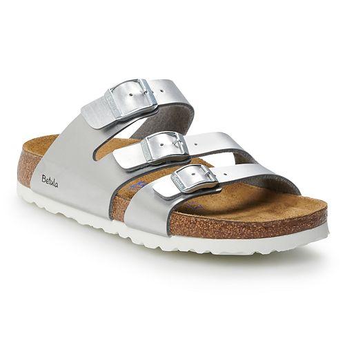 82b11044eaca7 Betula Licensed by Birkenstock Leo Women's Footbed Sandals