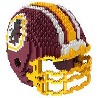 Forever Collectibles Washington Redskins 3D Helmet Puzzle