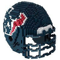 Forever Collectibles Houston Texans 3D Helmet Puzzle