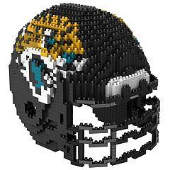 Jacksonville Jaguars 3D Helmet Puzzle