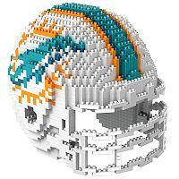 Forever Collectibles Miami Dolphins 3D Helmet Puzzle