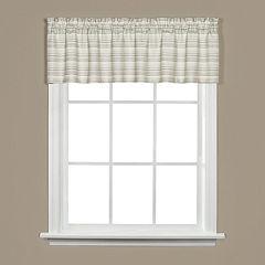 Saturday Knight, Ltd. Marina Window Valance