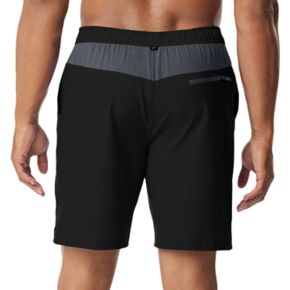 Men's Speedo Heathered Tech Volley Shorts