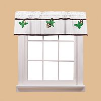 Saturday Knight, Ltd. Monkey Town Window Valance