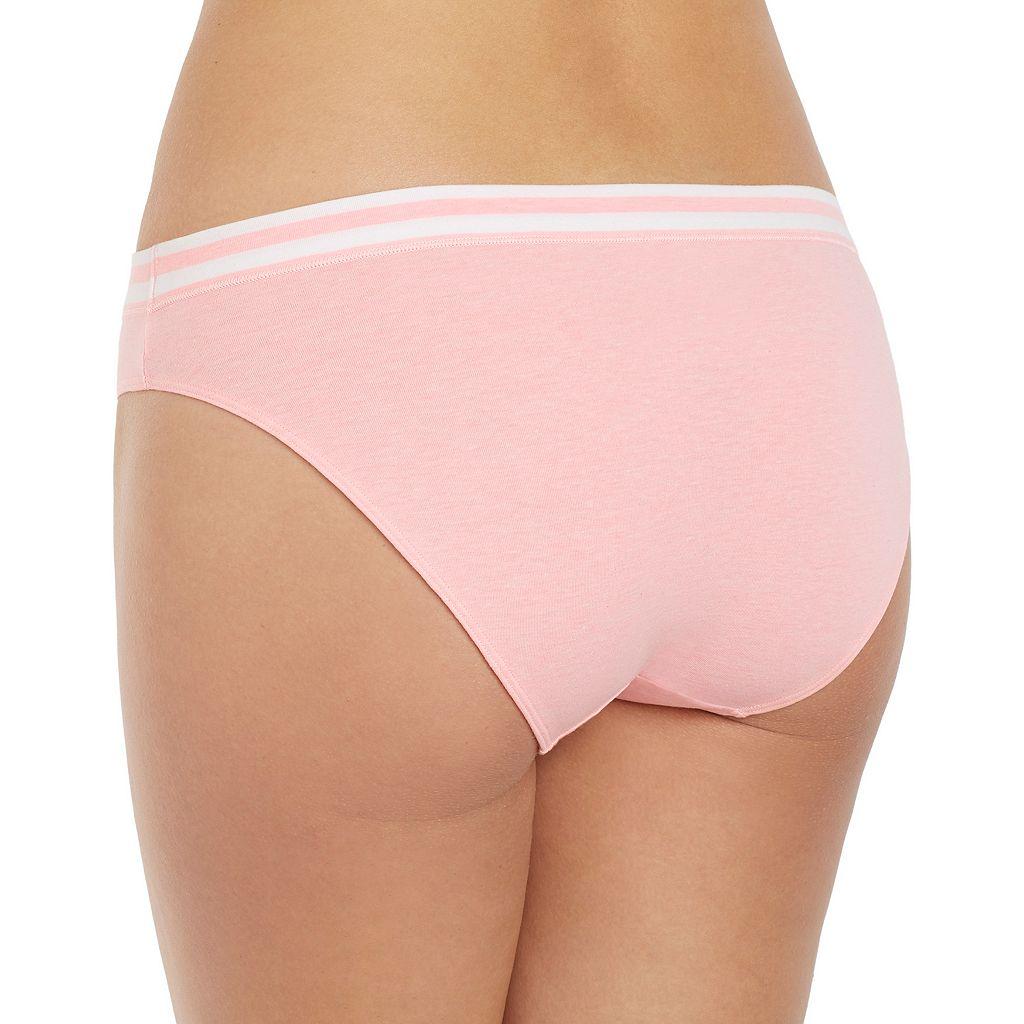 Juniors' Saint Eve Self Binding Bikini Panty 5161022