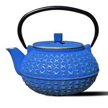 Old Dutch Cast-Iron Yorokobi Teapot