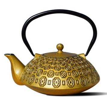 Old Dutch Cast-Iron Ritchi Teapot