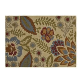 Mohawk® Home Crewel Floral Rug