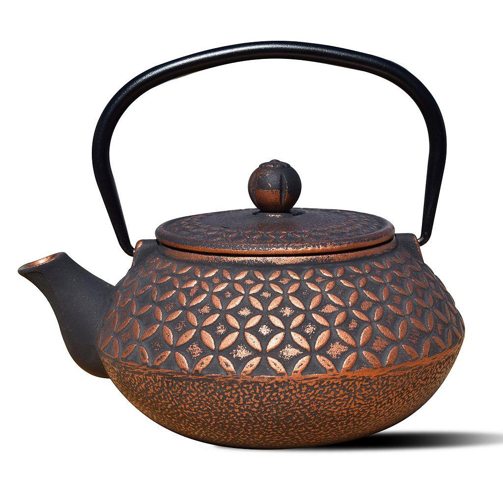 Old Dutch Cast-Iron Amai Teapot