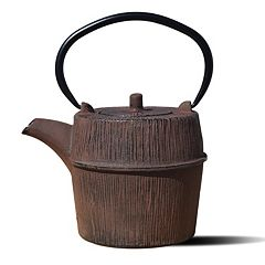 Old Dutch Cast-Iron Shinrin Teapot