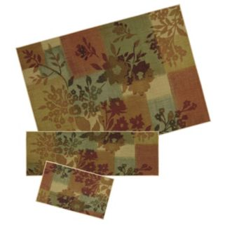 Mohawk® Home Daria Patchwork Floral Rug