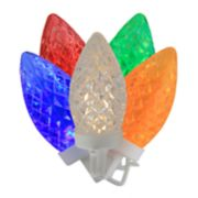 "Northlight 501"" Multicolor LED Christmas Lights"