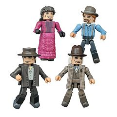 Back to the Future Minimates 1885 Box Set by Diamond Select Toys