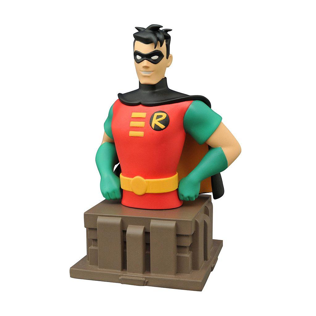 DC Comics Batman: The Animated Series Robin Bust by Diamond Select Toys
