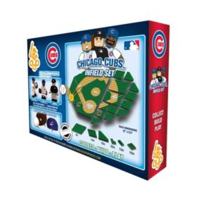 OYO Sports Chicago Cubs 84-Piece Infield Set