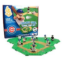 OYO Sports Chicago Cubs 157-Piece Game Time Set