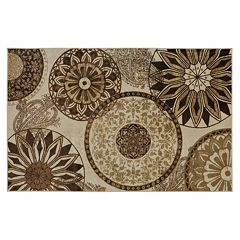 Mohawk® Home Inspired India Medallion Rug