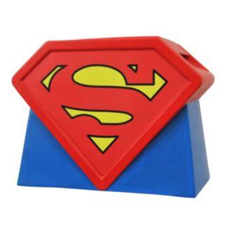 DC Comics Superman Animated Series Logo Cookie Jar by Diamond Select Toys
