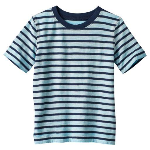 Toddler Boy Jumping Beans® Striped Tee