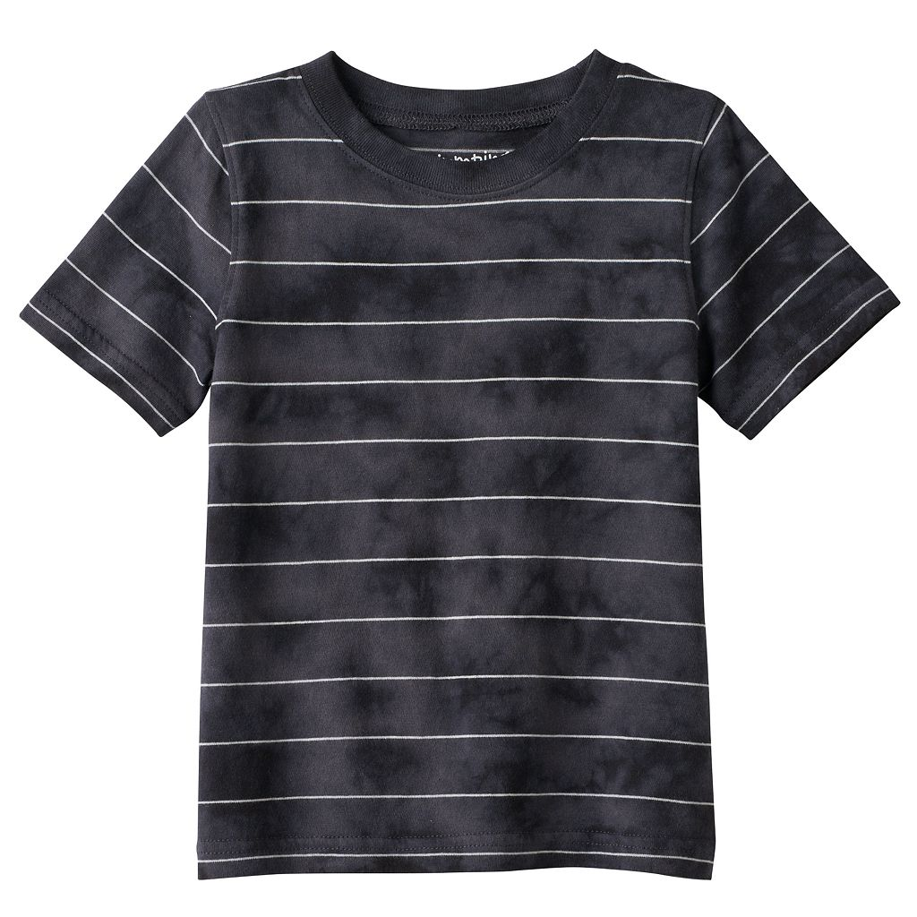 Toddler Boy Jumping Beans® Striped Tie-Dyed Tee