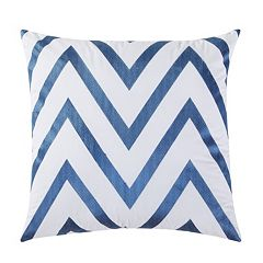 Fiesta Chevron Throw Pillow
