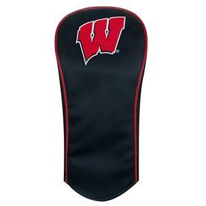 Team Effort Wisconsin Badgers Driver Headcover