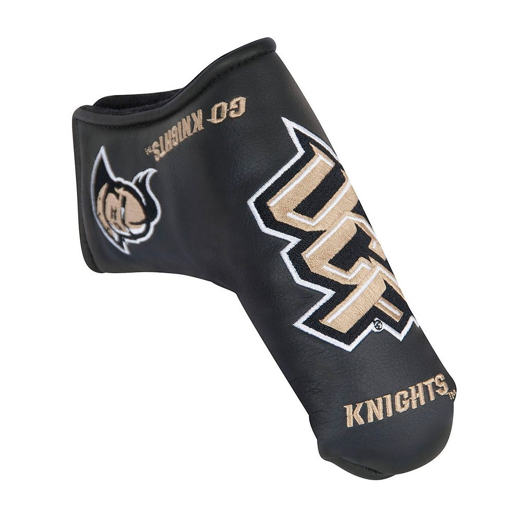 Team Effort UCF Knights Blade Putter Cover