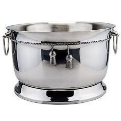 Old Dutch Stainless Steel Tie-Knot Party Tub