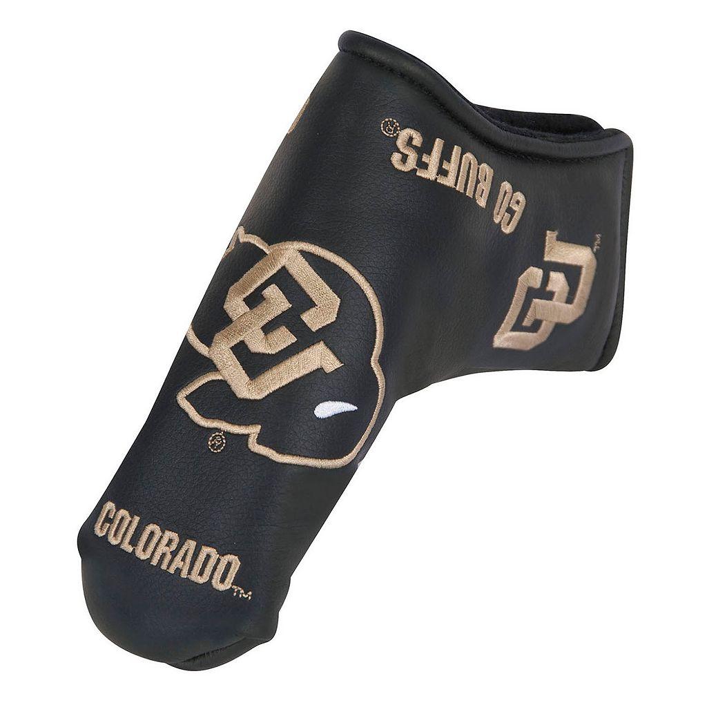 Team Effort Colorado Buffaloes Blade Putter Cover
